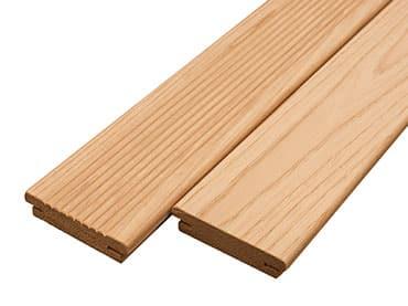 Decking aus Holz D1