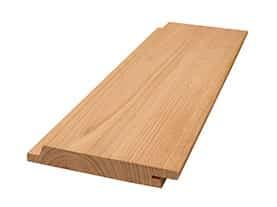 wooden cladding F2
