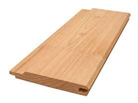 wooden cladding F6