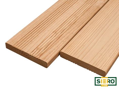 Außendiele oder Decking aus Holz Projekte