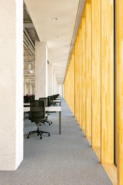 Immeuble de bureaux du groupe WPP, MADRID