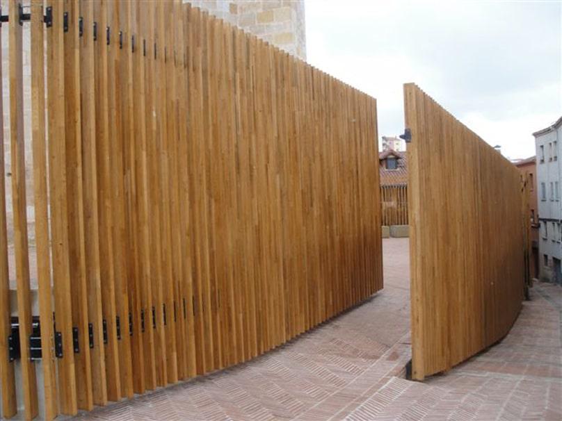 Renovación casco antiguo Soria